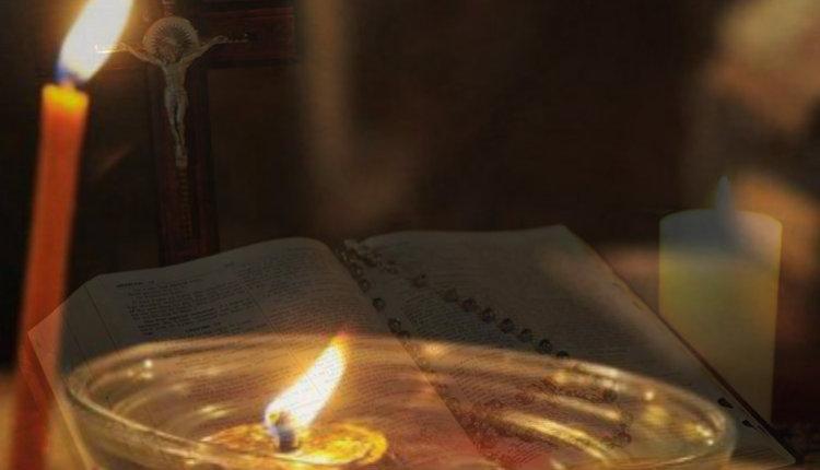 Γέρων Αμβρόσιος Λάζαρης: Η αξία της βραδινής προσευχής του Απόδειπνου