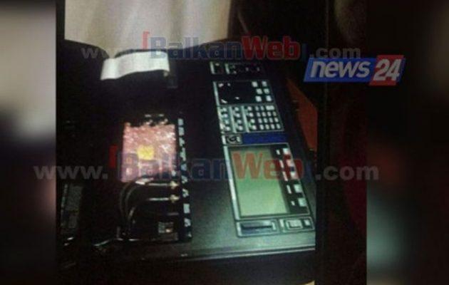 Συνελήφθη Έλληνας στην Αλβανία για κατοχή συσκευής που οι Αλβανοί δεν καταλαβαίνουν τη χρήση της!