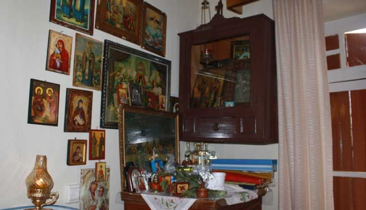 Οι εικόνες στο σπίτι και στη ζωή μας
