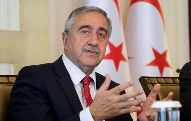 Ακιντζί: Εάν Κύπρος και Ελλάδα δεν αποδεχτούν τον τουρκικό στρατό στο νησί δεν υπάρχει λύση