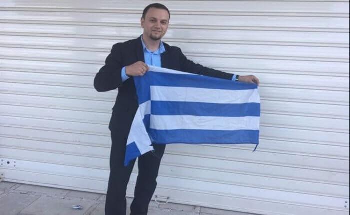 Συνελήφθη ο Αλβανός εθνικιστής που στοχοποίησε τον Αρχιεπίσκοπο Αναστάσιο