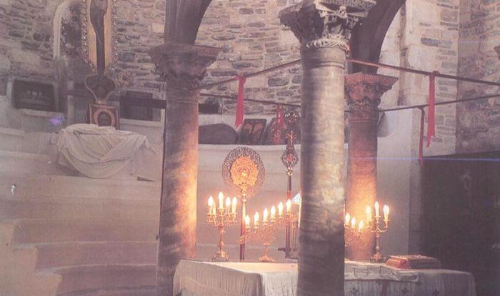 Παναγία Εκατονταπυλιανή της Πάρου: Ένα συνεχές θαύμα