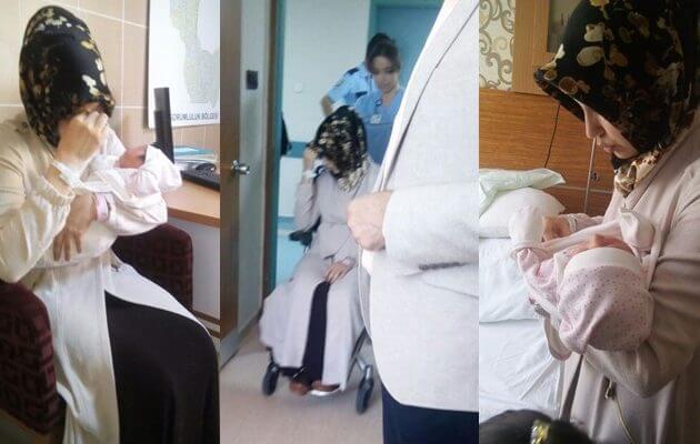 Η Αστυνομία του Ερντογάν μπαίνει σε κλινικές και συλλαμβάνει γυναίκες μόλις γεννήσουν