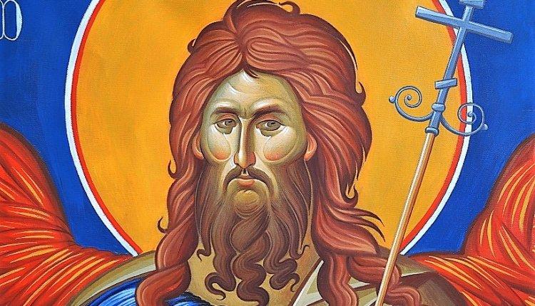 Πως σώθηκε ο Ιωάννης ο Πρόδρομος από την σφαγή των νηπίων