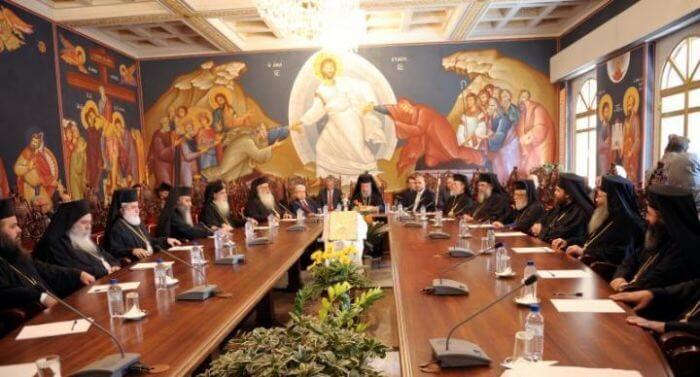 Εκκλησία Κύπρου: «Καμία υποχώρηση στο Κυπριακό»