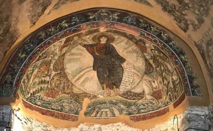 Μονή Λατόμου στη Θεσσαλονίκη και το σπάνιο ψηφιδωτό με τον έφηβο Ιησού