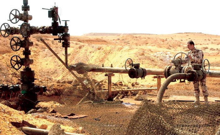 Δείτε ποιοι και πώς μοιράστηκαν το πετρέλαιο της Συρίας