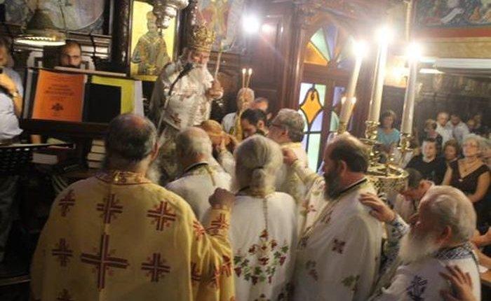 Κερκύρας Νεκτάριος: Σύγχρονοι διώκτες προσπαθούν να εκριζώσουν την πίστη στον Χριστό
