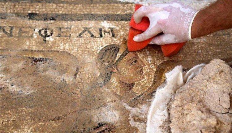 Τουρκία: Μωσαϊκό 1.800 ετών με τη θυσία της Ιφιγένειας βρέθηκε στην Πέργη