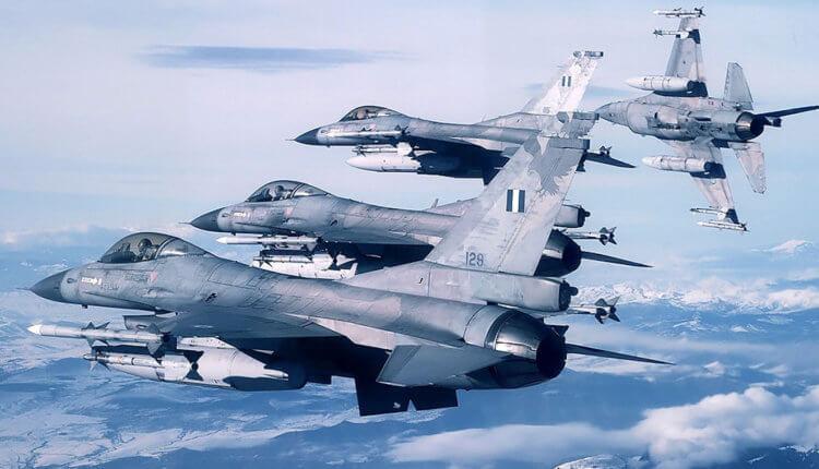 Τα «γεράκια» της ΠΑ: Mαχητικά από την Κρήτη ταπείνωσαν τα F-16 της Άγκυρας – Άγριες εμπλοκές