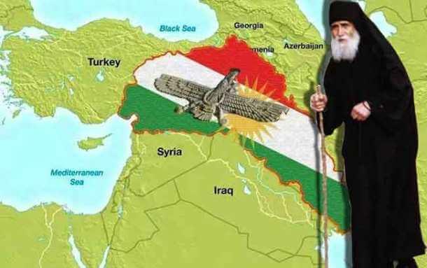 Δημιουργία Κουρδικού κράτους & η σχέση του χρονικά με τα γεγονότα της Πόλης