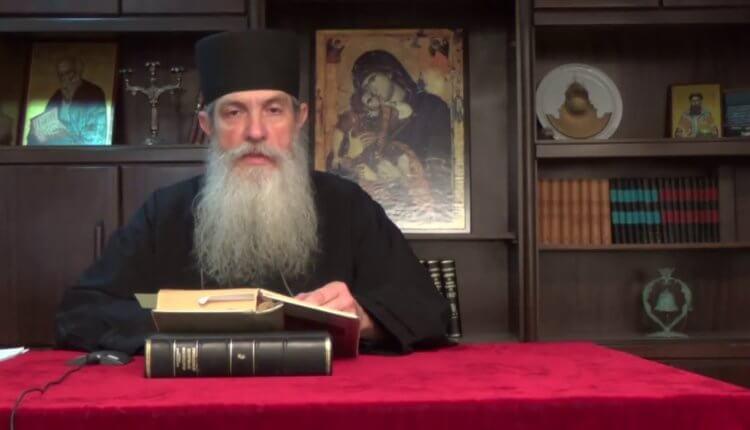 Π. Αρσένιος Βλιαγκόφτης, Παρακλητικός Κανών Θεοτόκου (Δ΄)