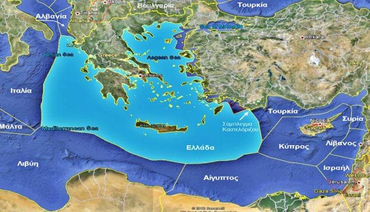 Ιστορική απόφαση με τρομαχτικές συνέπειες: Η Κύπρος προχωρεί σε μονομερή οριοθέτηση ΑΟΖ ΜΕ ΤΗΝ Ελλάδα!