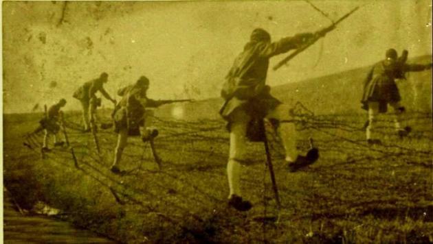 28η Οκτωβρίου: Το 42ο Σύνταγμα των Ευζώνων στην πρώτη γραμμή του πολέμου
