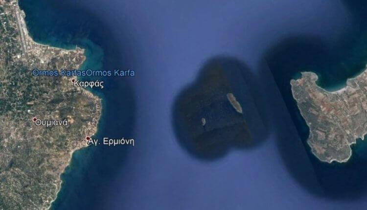 Τουρκική πυραυλάκατος περνά σε ελάχιστη απόσταση από τις ακτές της Χίου (βίντεο)