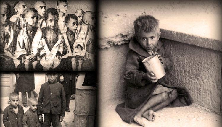 Γιατί η Ελλάδα το 1940 δεν είχε να θρέψει τα παιδιά της;