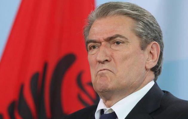 «Μεγάλη Αλβανία» έως την Πρέβεζα θέλει και ο Μπερίσα – Το βίντεο που ανέβασε