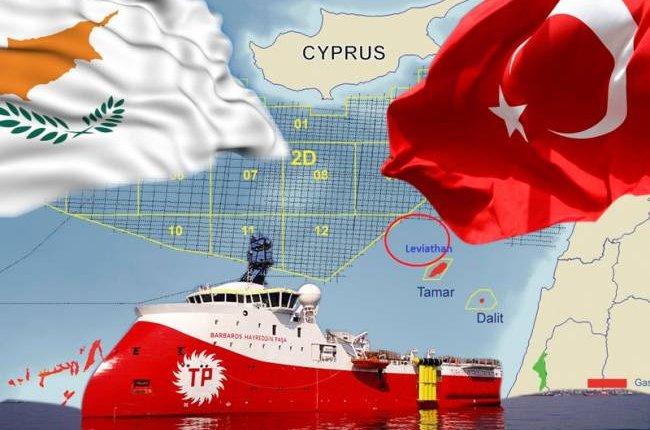 Τουρκικά μαχητικά σκίζουν τον ουρανό της Κύπρου αλλά τα «πλευρά» της Τουρκίας ήδη ματώνουν