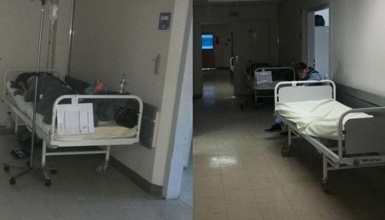 Ασθενείς με λευχαιμία σε ράντζα στους διαδρόμους του Πανεπιστημιακού Νοσοκομείου Ιωαννίνων!