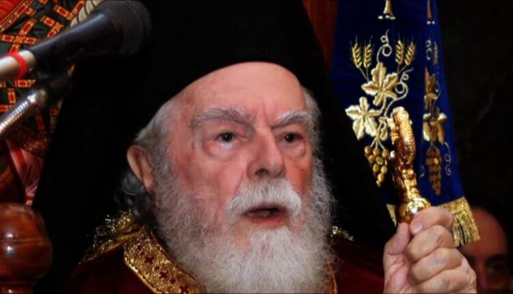 Εκοιμήθη ο Μητροπολίτης Μάνης Χρυσόστομος κατά τη διάρκεια της Θείας Λειτουργίας, στον Ιερό Ναό Παμμεγίστων Ταξιαρχών Αρεόπολης