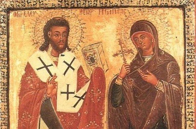 Άγιος Ελευθέριος και Αγία Ανθία: Μητέρα και γιος μαζί στο μαρτύριο…