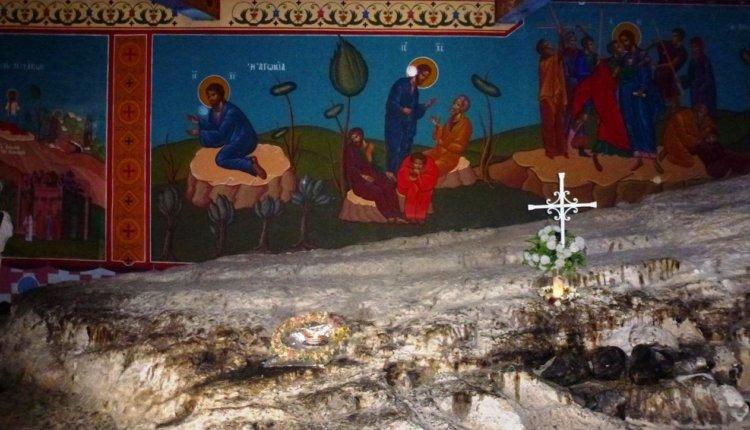 Ο τόπος όπου έμαρτύρησεν ο Άγιος Πρωτομάρτυς Στέφανος