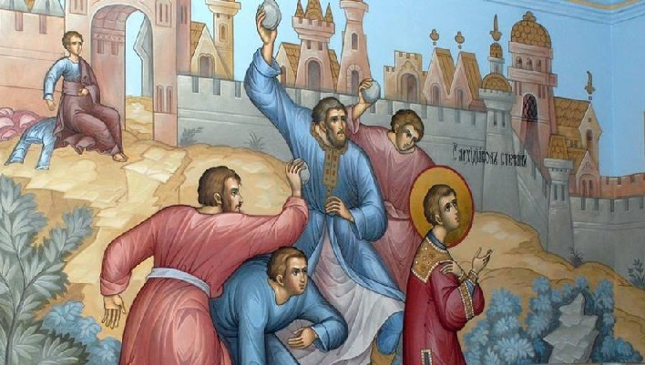 Η συγκλονιστική εμφάνιση του Αγίου Πρωτομάρτυρα Στεφάνου στο Άγιον Όρος