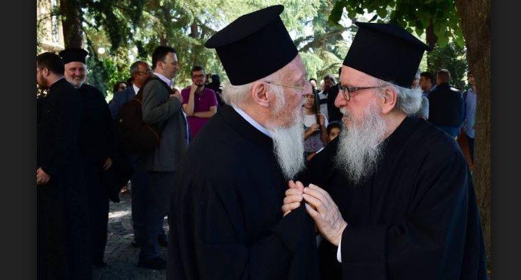 Υπό παραίτηση ο Αρχιεπίσκοπος Αμερικής Δημήτριος – Δρομολογείται η διαδοχή του μέχρι τον επόμενο Ιούνιο
