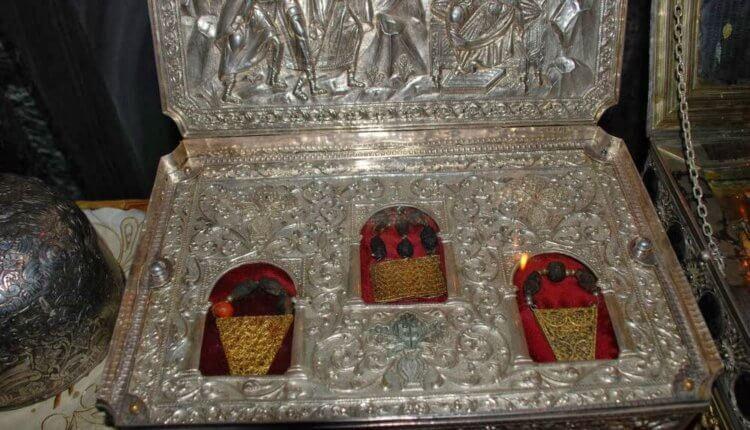 Το ανεκτίμητο κειμήλιο της Ιεράς Μονής Αγίου Παύλου