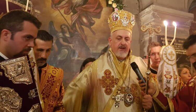 Φαβορί ο Γαλλίας Εμμανουήλ για την Αρχιεπισκοπή Αμερικής