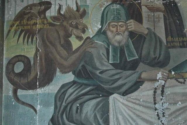 Ο «γεροπόρνος» μοναχός Από το Λαυσαϊκό