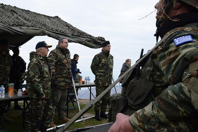Επανδρώνουν όλα τα ακριτικά φυλάκια οι εθνοφύλακες -Πολεμικές προετοιμασίες ενόψει Τούρκων!