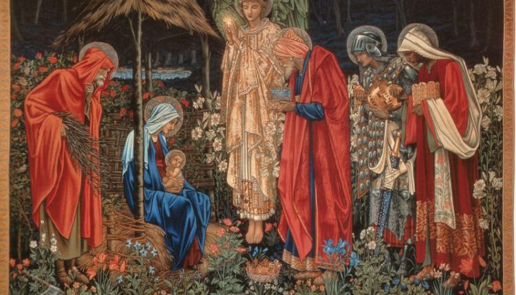 Όταν οι μάγοι έφθασαν στα Ιεροσόλυμα