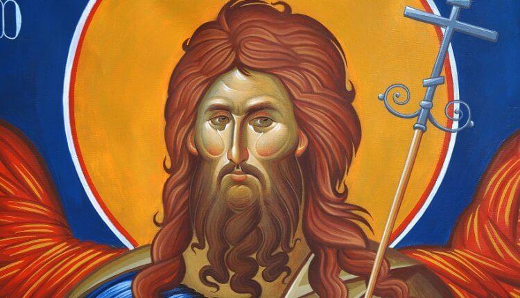 Θαύμα του Αγίου Ιωάννου του Προδρόμου