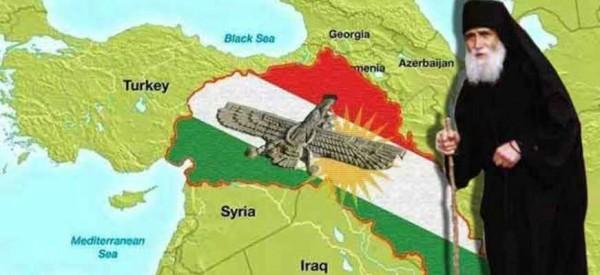 Η προφητεία του Αγίου Παϊσίου που συγκλονίζει: Πως συνδέει το Κουρδικό κράτος με την Ελλάδα