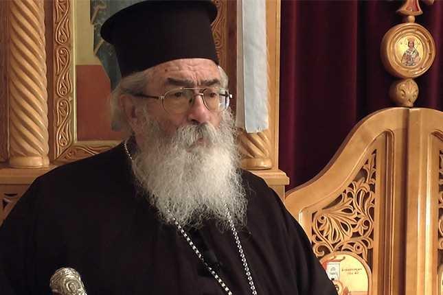 """Σταυροφόρος της """"αγίας ανυπακοής"""" και ο Αρχιεπίσκοπος Σινά"""