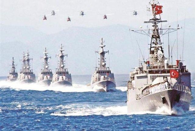 ΕΚΤΑΚΤΟ – Υπό τουρκικό Ναυτικό αποκλεισμό Ίμια και οικόπεδο 3 της Κυπριακής ΑΟΖ