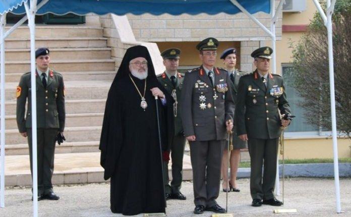 Δαμασκηνός στην XVI Μεραρχία: Εμείς οι ακρίτες παραμένουμε εδώ στρατιώτες!