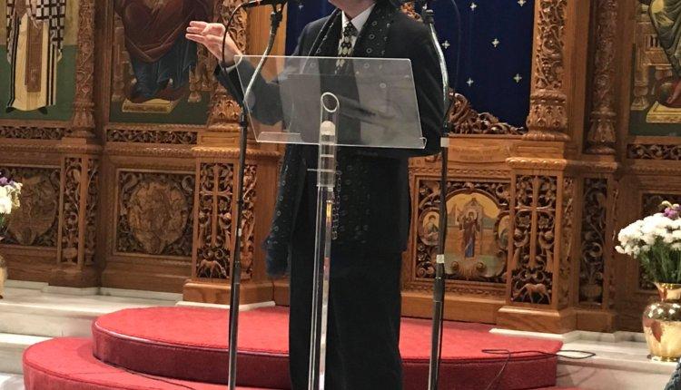 Με επιτυχία συνεχίζονται οι ομιλίες του μεγάλου Έλληνα μουσικού Βασίλη Τσαμπρόπουλου με θέμα «Θεός και Μουσική»