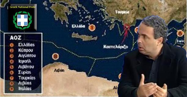 Νίκος Λυγερός: Πάμε σε διαμελισμό της Τουρκίας