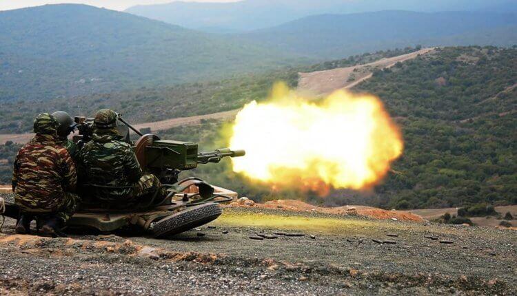 Στα όπλα οι Εθνοφύλακες – Γέμισαν με Στρατό Κάλυμνος-Ρόδος – Βίντεο