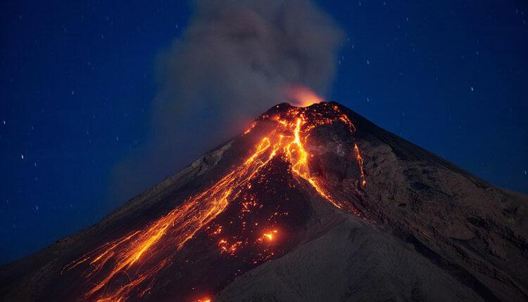 Δύο ελληνικά ηφαίστεια ανάμεσα σε εκείνα που μπορεί να εκραγούν στο μέλλον
