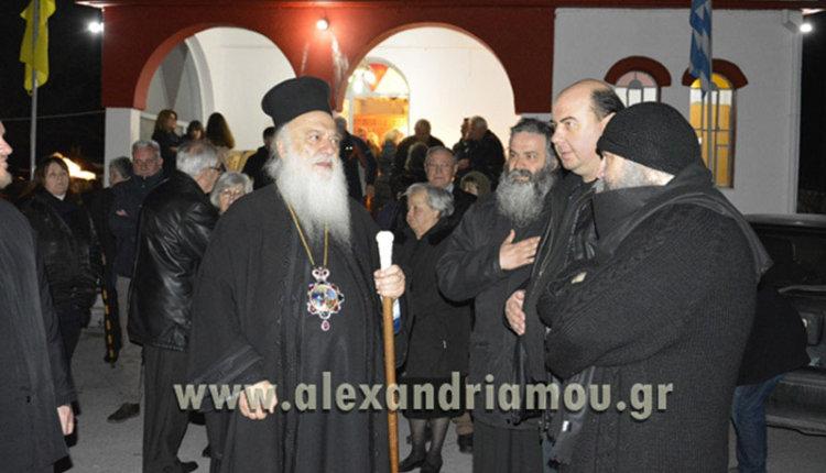Για θαύμα σε παρεκκλήσιο στον Σχοινά Αλεξάνδρειας κάνουν λόγο πιστοί και η Μητρόπολη Βεροίας