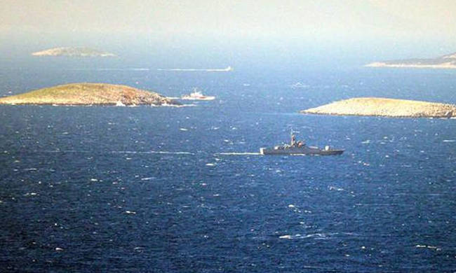 EΔ: Νέα τουρκική ΝΑVTEX για ασκήσεις με πυρά στο BA Αιγαίο