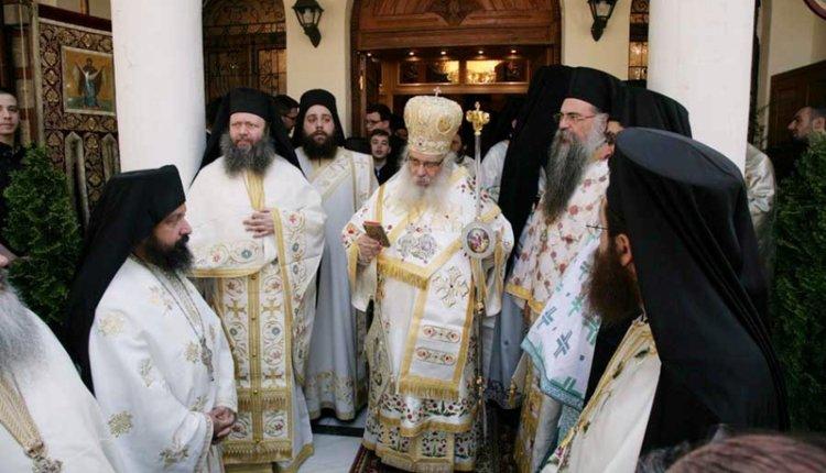 Μητροπολίτης Εδέσσης: Η Εκκλησία δεν μπορεί να απέχει στο Σκοπιανό