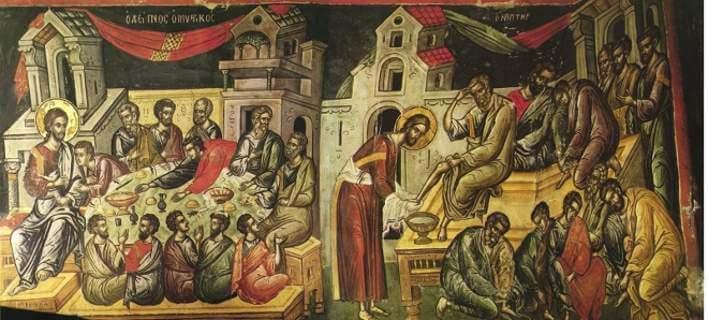 Μεγάλη Τετάρτη: Ο Χριστός επικράνθη…