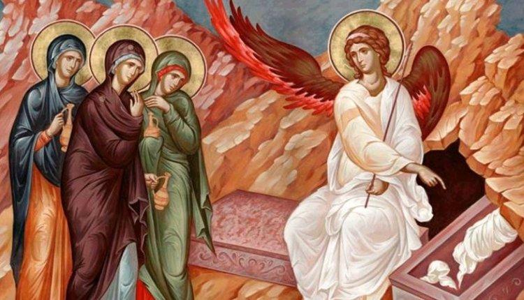 Το μήνυμα των λόγων του αγγέλου «είπατε τοις Μαθηταίς αυτού και τω Πέτρω»