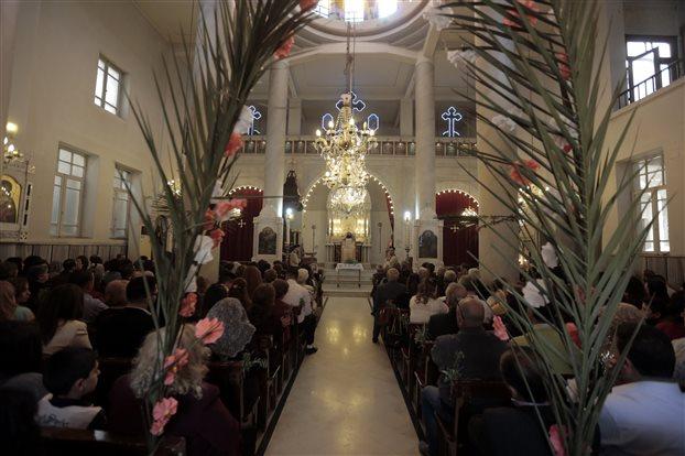 Οι χριστιανοί της Συρίας ξεπερνούν τα σχίσματα και ενώνονται για την ειρήνη