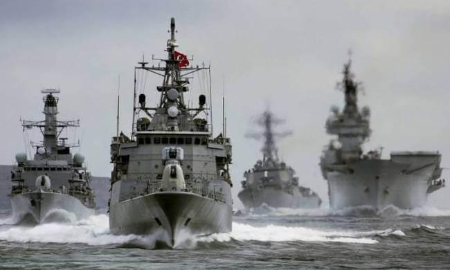 Τι ακριβώς ετοιμάζουν οι νέο-οθωμανοί Τούρκοι με την ταυτόχρονη παρουσία 10 πολεμικών πλοίων και τριών υποβρυχίων στην κυπριακή ΑΟΖ