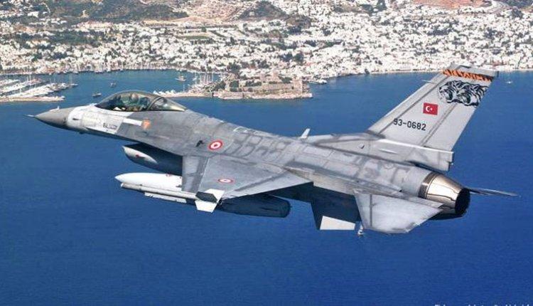 Εννέα τουρκικά μαχητικά παραβίασαν 4 φορές το ελληνικό FIR στο Αιγαίο
